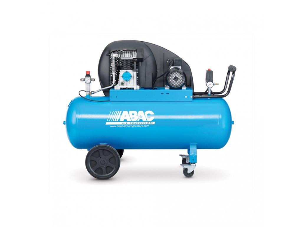 Kompresor Pro Line A29B-2,2-200CT  príkon 2,2 kW, sací výkon 320 l/min, tlak 10 bar, vzdušník 200 l, napätie 400/50 V/Hz