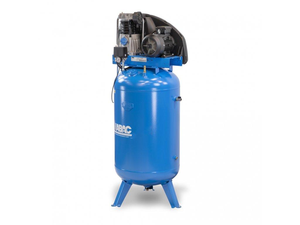Kompresor Pro Line A49B-3-200VT  príkon 3 kW, sací výkon 553 l/min, tlak 11 bar, vzdušník 200 l, napätie 400/50 V/Hz