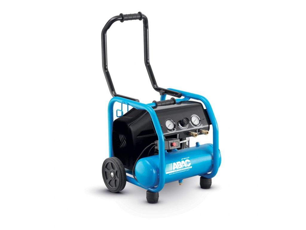 Kompresor Line L30PN-2,2-9RM  príkon 2,2 kW, sací výkon 310 l/min, tlak 10 bar, vzdušník 9 l, napätie 230/50 V/Hz