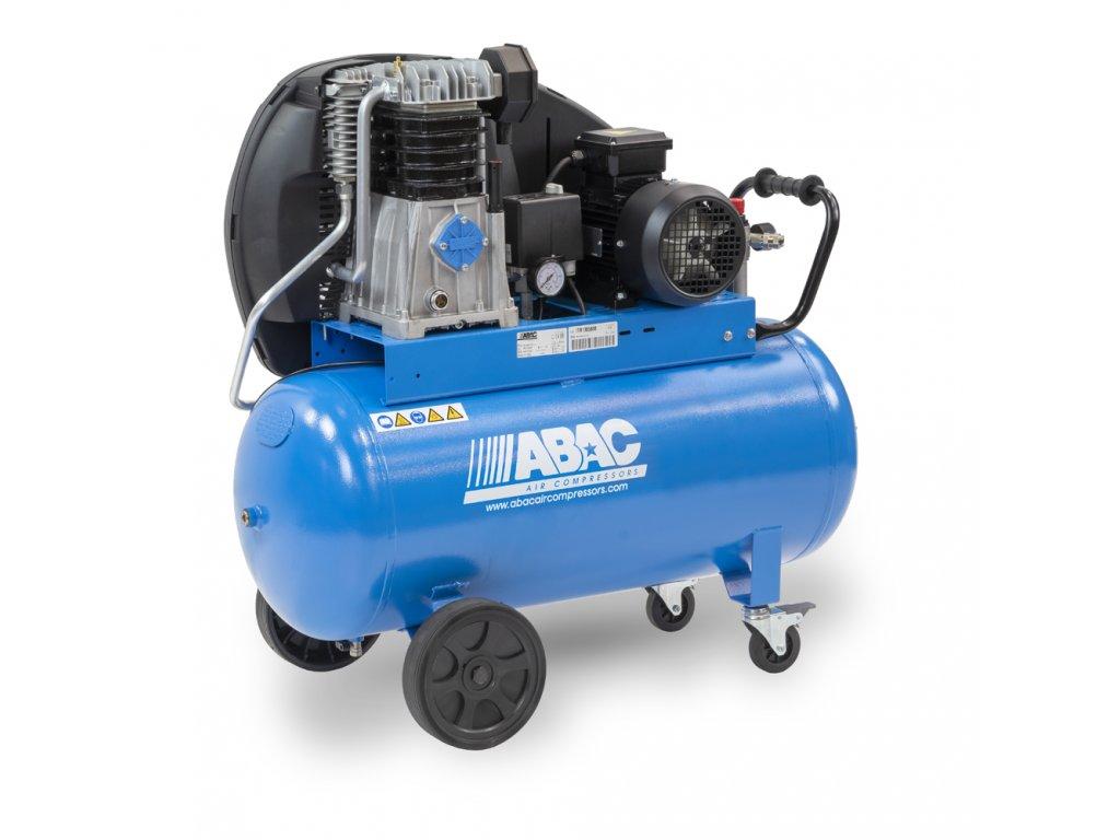 Kompresor Pro Line A49B-2,2-150CT  príkon 2,2 kW, sací výkon 444 l/min, tlak 11 bar, vzdušník 150 l, napätie 400/50 V/Hz