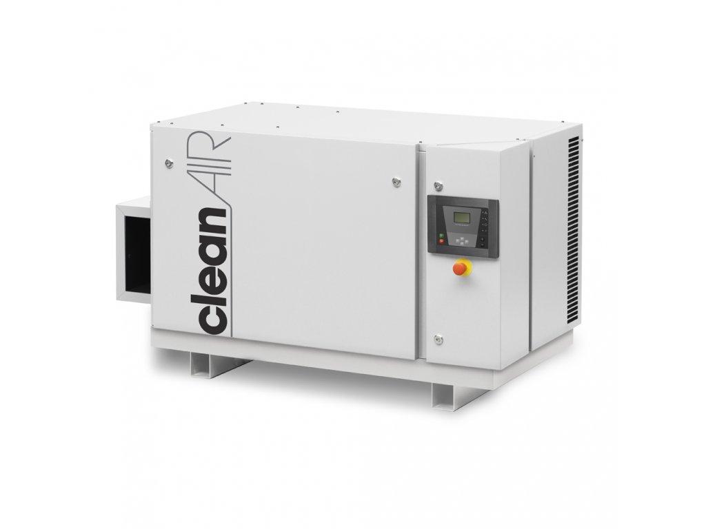 Kompresor Clean Air CNR-7,5-FT  príkon 7,5 kW, sací výkon 930 l/min, tlak 10 bar, bez vzdušníku, napätie 400/50 V/Hz