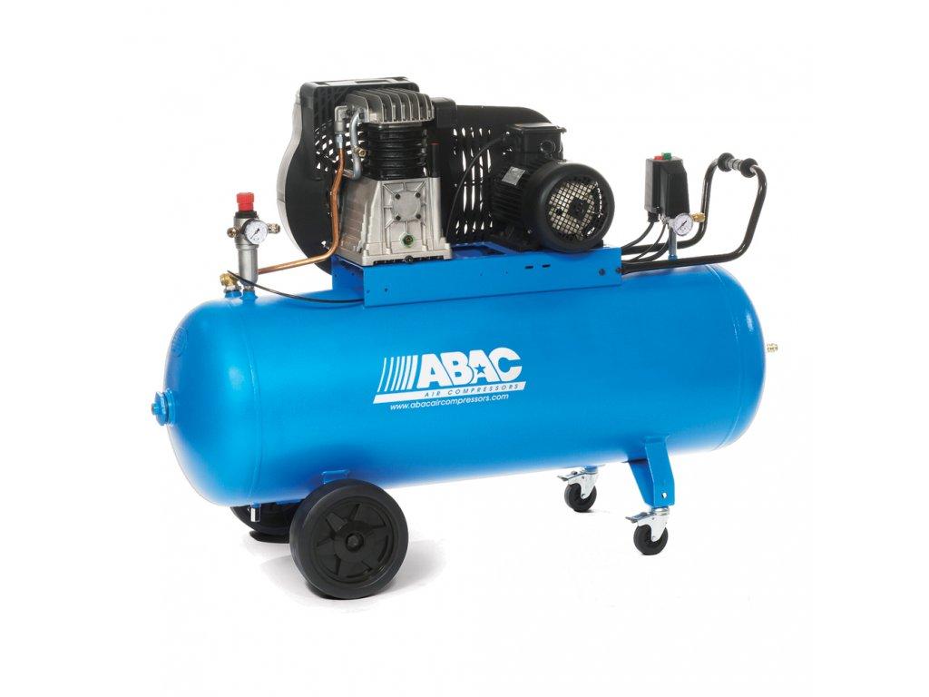 Kompresor Pro Line B59B-4-500CT  príkon 4 kW, sací výkon 653 l/min, tlak 11 bar, vzdušník 500 l, napätie 400/50 V/Hz