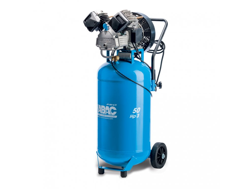 Kompresor Line V30-2,2-50VM  príkon 2,2 kW, sací výkon 330 l/min, tlak 10 bar, vzdušník 50 l, napätie 230/50 V/Hz