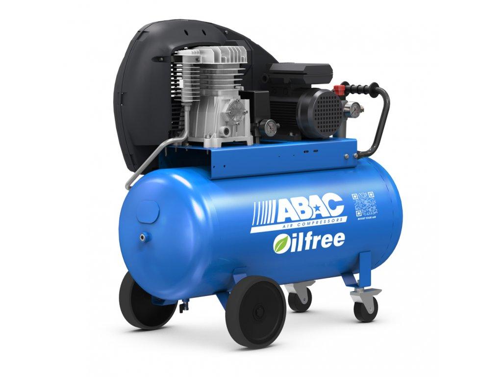 Kompresor Pro Line Zero A29B0-1,5-100CM  príkon 1,5 kW, sací výkon 255 l/min, tlak 10 bar, vzdušník 100 l, napätie 230/50 V/Hz