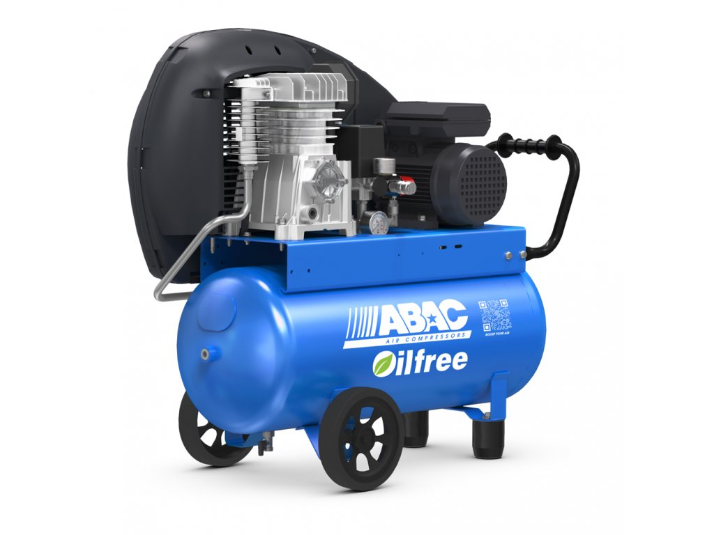 Kompresor Pro Line Zero A29B0-2,2-50CM  príkon 2,2 kW, sací výkon 320 l/min, tlak 10 bar, vzdušník 50 l, napätie 230/50 V/Hz