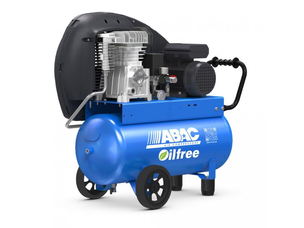 Kompresor Pro Line Zero A29B0-2,2-50CT  príkon 2,2 kW, sací výkon 320 l/min, tlak 10 bar, vzdušník 50 l, napätie 400/50 V/Hz