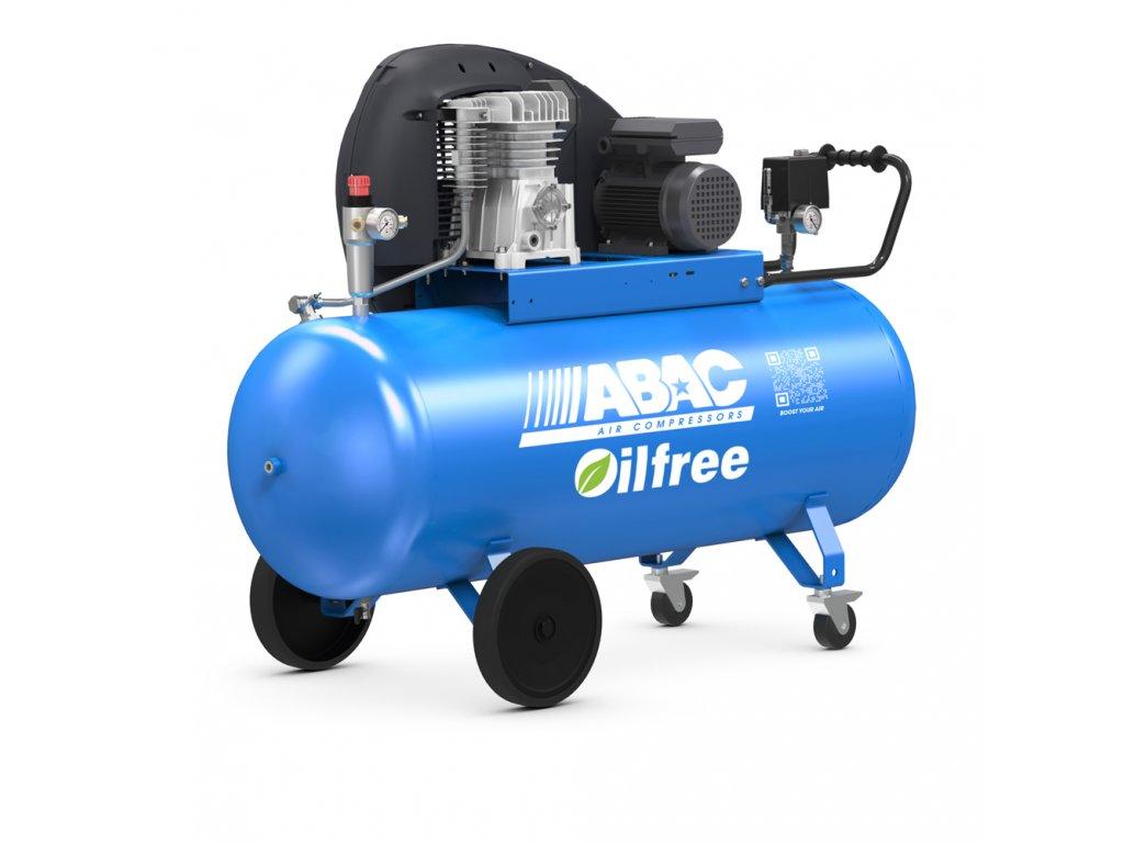 Kompresor Pro Line Zero A29B0-2,2-200CT  príkon 2,2 kW, sací výkon 320 l/min, tlak 10 bar, vzdušník 200 l, napätie 400/50 V/Hz