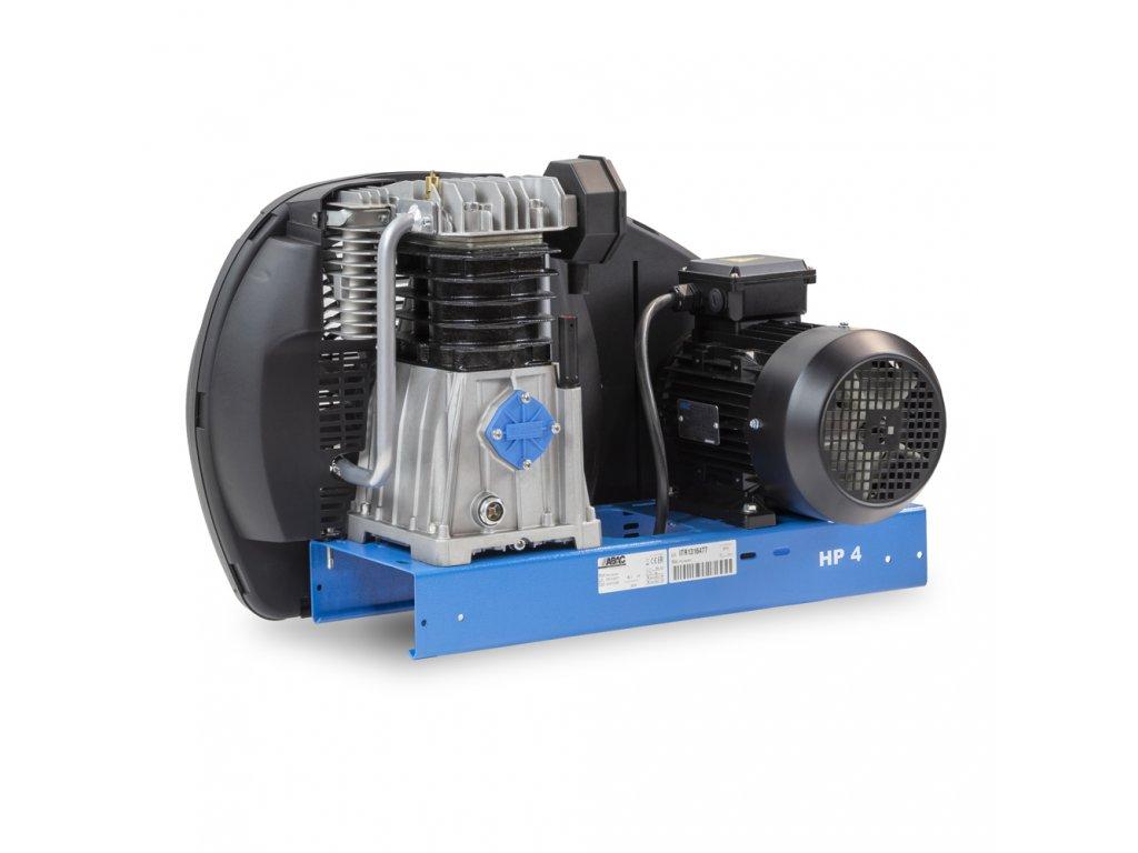 Kompresor Pro Line A49B-3-T  príkon 3 kW, sací výkon 553 l/min, tlak 11 bar, bez vzdušníku, napätie 400/50 V/Hz
