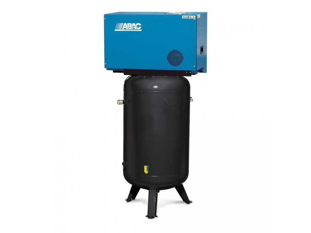 Odhlučnený kompresor Silent Line SLN-4-270VT  príkon 4 kW, sací výkon 660 l/min, tlak 11 bar, vzdušník 270 l, napätie 400/50 V/Hz