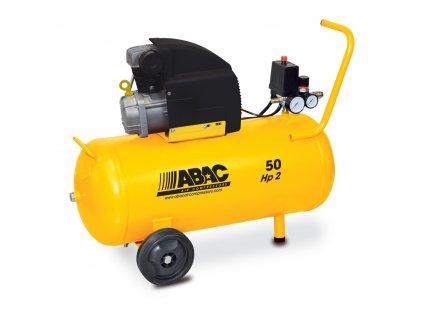 Kompresor Base Line B20-1,5-50CM  príkon 1,5 kW, sací výkon 190 l/min, tlak 8 bar, vzdušník 50 l, napätie 230/50 V/Hz