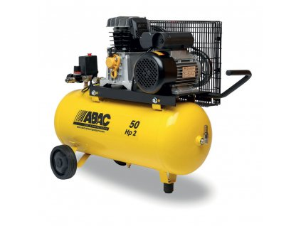 Kompresor Base Line B26-1,5-50CM  príkon 1,5 kW, sací výkon 210 l/min, tlak 10 bar, vzdušník 50 l, napätie 230/50 V/Hz