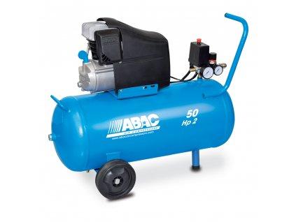 Kompresor Line L20N-1,5-50CM  príkon 1,5 kW, sací výkon 220 l/min, tlak 8 bar, vzdušník 50 l, napätie 230/50 V/Hz