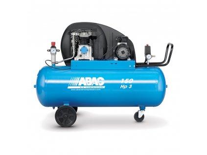 Kompresor Pro Line A29-1,5-150CM  príkon 1,5 kW, sací výkon 255 l/min, tlak 10 bar, vzdušník 150 l, napätie 230/50 V/Hz