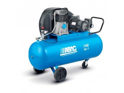 Kompresor Pro Line A39-2,2-150CT  príkon 2,2 kW, sací výkon 393 l/min, tlak 10 bar, vzdušník 150 l, napätie 400/50 V/Hz