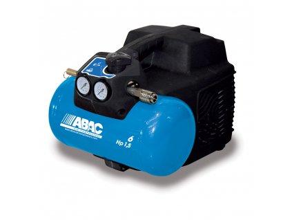 Kompresor Line O15N-1,1-6CM  príkon 1,1 kW, sací výkon 180 l/min, tlak 8 bar, vzdušník 6 l, napätie 230/50 V/Hz