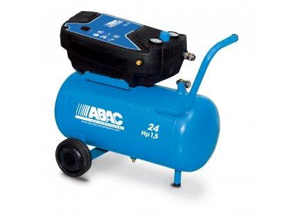 Kompresor Line O15N-1,1-24CM  príkon 1,1 kW, sací výkon 180 l/min, tlak 8 bar, vzdušník 24 l, napätie 230/50 V/Hz
