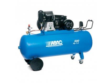 Kompresor Pro Line B60-5,5-500CT  príkon 5,5 kW, sací výkon 827 l/min, tlak 11 bar, vzdušník 500 l, napätie 400/50 V/Hz
