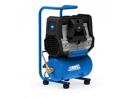 Odhlučnený kompresor Super Silent Line OS20P-1,5-6RM  príkon 1,5 kW, sací výkon 230 l/min, tlak 8 bar, vzdušník 6 l, napätie 230/50 V/Hz