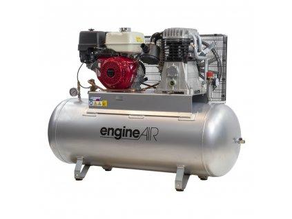 Benzínový kompresor Engine Air EA12-8,7-270FPH  príkon 8,7 kW, sací výkon 633 l/min, tlak 14 bar, vzdušník 270 l