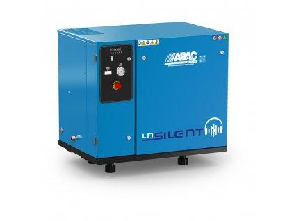 Odhlučnený kompresor Silent LN A49B-3-L2T  príkon 3 kW, sací výkon 553 l/min, tlak 11 bar, bez vzdušníka, napätie 400/50 V/Hz