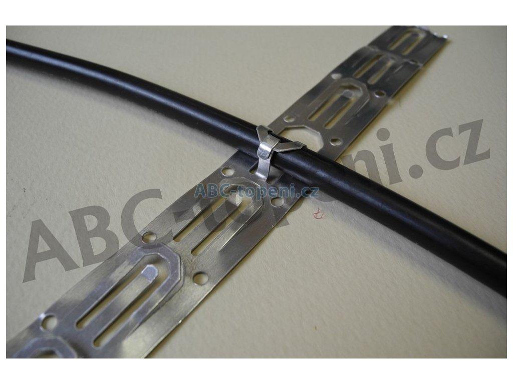 7583 fenix cablefix al 25 hlinikovy fixacni pasek bal 10m