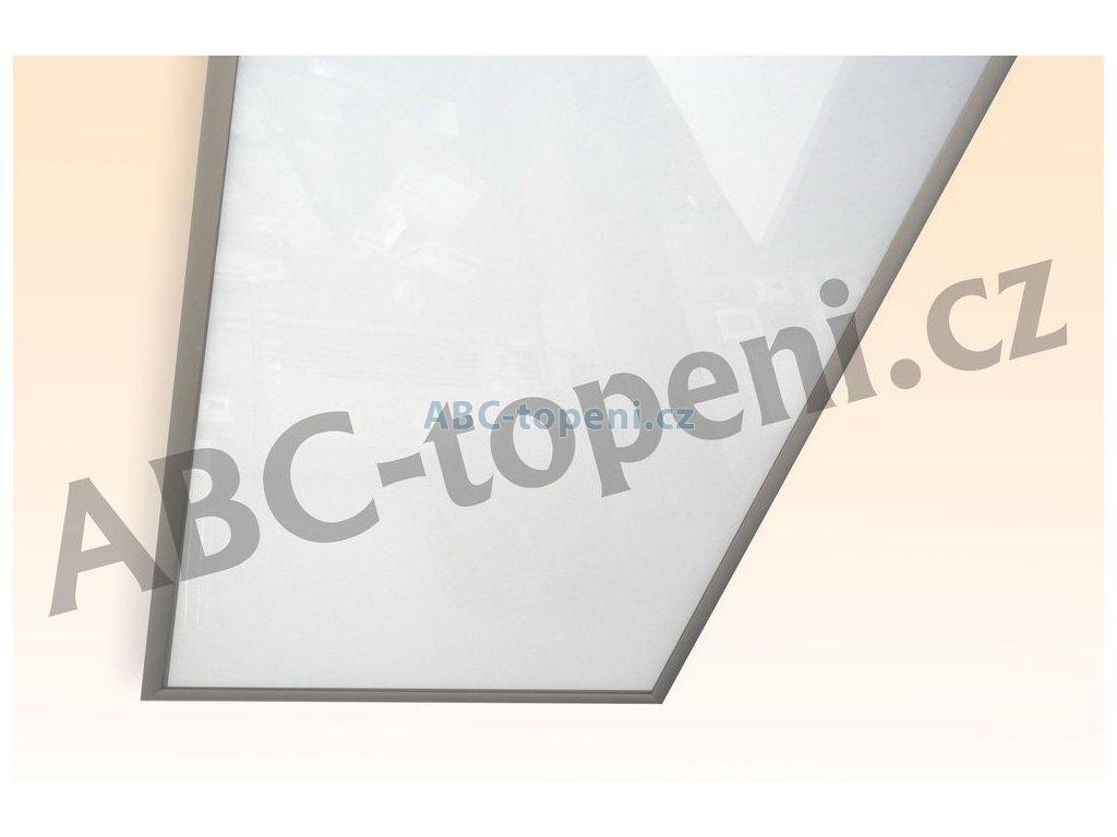 8024 fenix ecosun 600 g white stropni a nastenny skleneny panel 600w