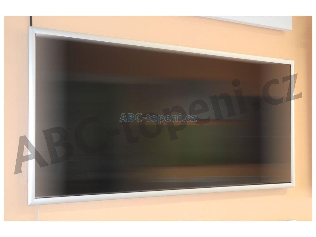 8036 fenix ecosun 850 g black stropni a nastenny skleneny panel 850w