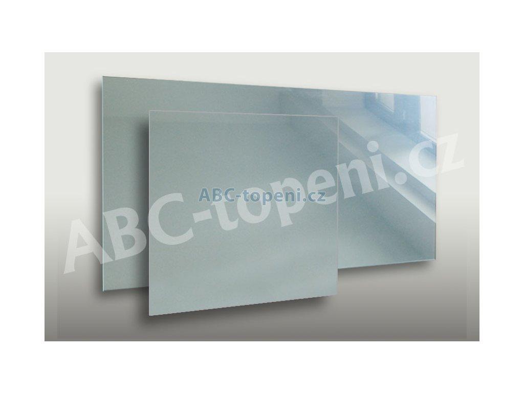 8087 fenix ecosun 300 gs mirror zrcadlo bezramovy skleneny topny panel