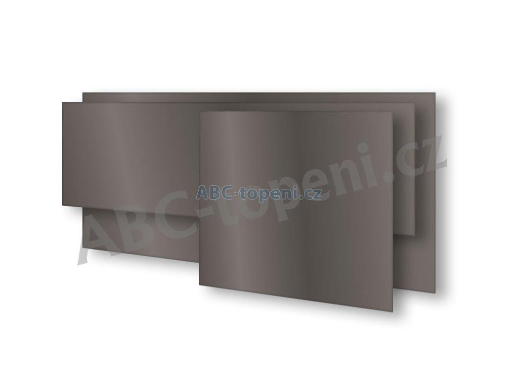 8123 fenix ecosun 300 gs graphite skleneny panel 300w grafitove seda