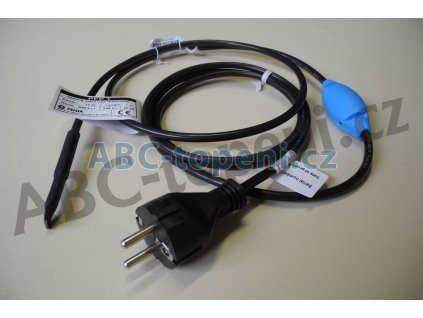 7463 fenix pfp 1m 12w topny kabel s termostatem pro ochranu potrubi