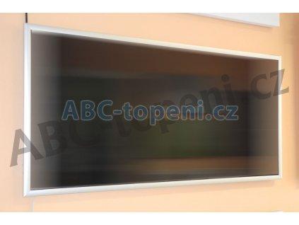 8033 fenix ecosun 600 g black stropni salavy skleneny panel 600w