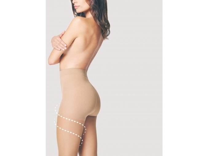 Sťahujúce pančuchy Body Care Comfort 20 DEN, Pančuchy podporujúce krvný obeh, dodájú úľavu opuchnutým nohám, priehľadné, sťahujúce, tvarujúce. Formujú postavu, vhodné pod obtiahnuté oblečenie.