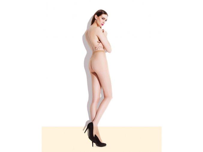 Hladké pančuchové nohavice Taima 8 Den, hladké, tenšie, Tenké, pavučinkové pančuchové nohavice, ideálne na horúce letné dni. Bez zvýraznených prstov a bez zosilneného sedu, tenké-letné,
