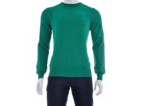 Zelený sveter