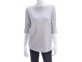 Dámsky sveter sivej farby