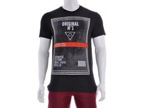 Čierne tričko Original N°1