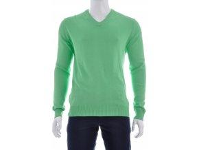 Svetlo zelený sveter
