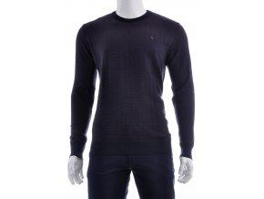 Fialový sveter