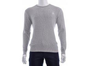 Sivý sveter