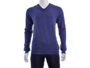 Tmavo modrý pulóver