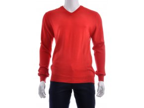 Červený sveter