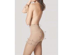 Tvarujúce pančuchové nohavice Body Care Total Slim 20 DEN, Sťahujúce a tvarujúce pančuchové nohavice korigujúce bruško, boky, zadok, stehná. Pančuchy formujú postavu - ideálne pod obtiahnuté oblečenie. Jemne vytvarujú pás, spevnia stehná.  Vhodné aj pre moletky XL - PLUS SIZE. Sťahujúce, zoštíhľujúce pančuchové nohavice.