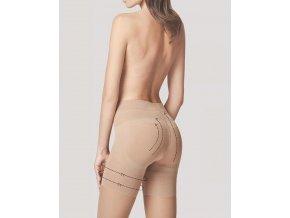 Tvarujúce pančuchové nohavice Body Care Press Up 20 DEN. Tvarujúce pančuchové nohavice majú zoštíhľujúci efekt. Pančuchy spevnia stehná, vytvarujú boky. Pančuchové nohavice potlačujúce bruško s push-up efektom zadočku. priehľadné, sťahujúce, tvarujúce, formujúce