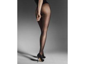 Pančuchové nohavice pre moletky s otvorom v rozkroku Ouvert 20 Den, Exkluzívne pančuchové nohavice s rezom - otvorom v rozkroku. Hladké bez zosilnenej špičky a päty. Pančuchy sútenšie, priehľadné, elastické, Sexi pančuchy,  Pre moletky XL - PLUS SIZE