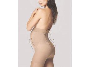 Tehotenské pančuchy Mama 20 Den.Pančuchy zaisťujúce pohodlie počas tehotenstva. Podporujú tehotenské bruško a uvoľňujú chrbticu, čím dodávajú matkám úľavu.  Pančuchové nohavice zabezpečujúce komfort a optimálne stiahnutie v časti bruška.