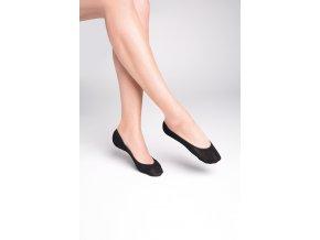 Dámske ťapky GABRIELLA, tenké, jednofarebné, vo farbe: nero (čierna), beige (telová), veľkosti: 36-38, 39-41, 85%bavlna, 15% polyamid,