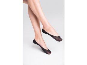 DÁMSKE ŤAPKY GABRIELLA BAVLNENÉ, vo farbe: nero (čierna), beige (telová), veľkosti: 36-38, 39-41, zloženie: 92%bavlna, 8% elastan