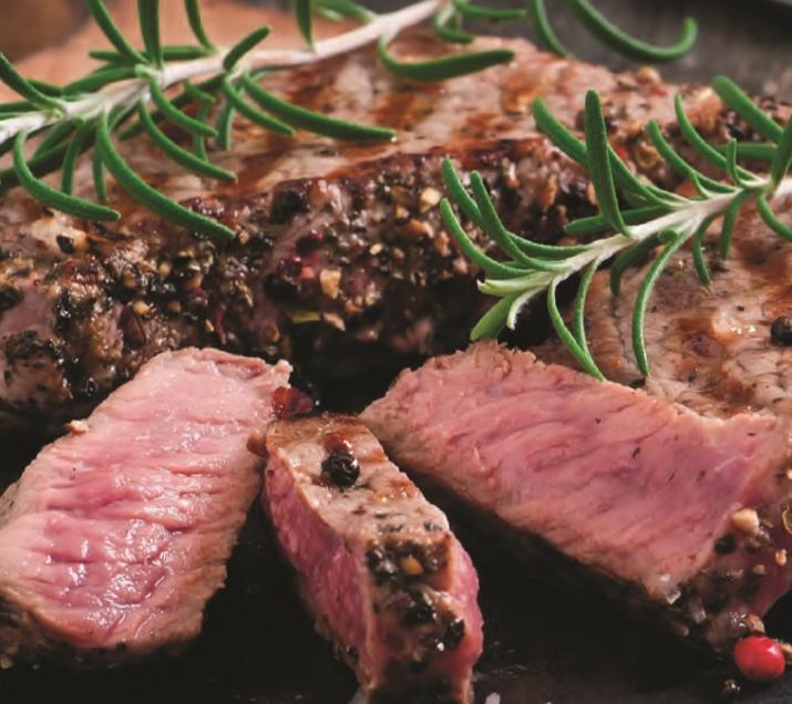 Küppersbusch mistr roast beefu