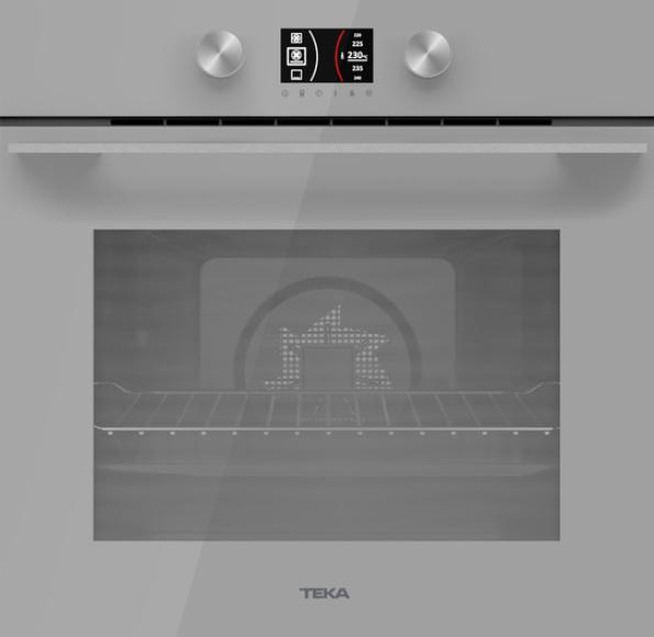 TEKA HLB 8600 U-Steam Grey - světle šedá