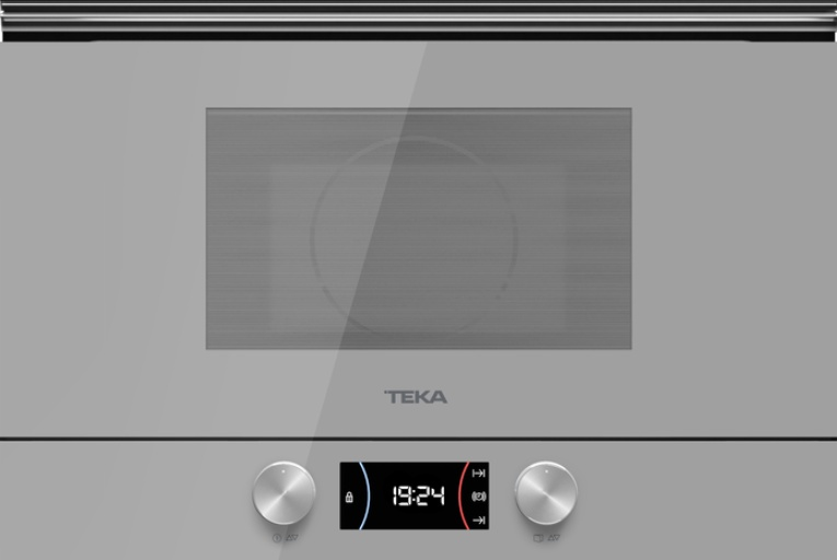 TEKA ML 8220 BIS L U-Steam Grey - svělte šedá